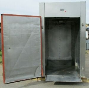 Vortron Smokehouse Meat Smoker Oven Sold As Is