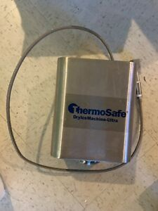 Thermosafe 560 Stainless Steel Dry Ice Machine Makes 1lb Blocks