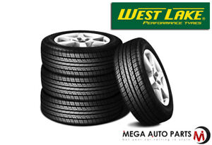 4 Westlake Sa07 225 55r17 97w Sl Bsw All Season Performance M S Rated Tires