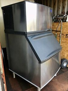 Ice Maker Machine Air Cooled