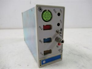 Spacelabs 90496 Patient Monitor Ecg Module Option 1bfr Software 1 02 09