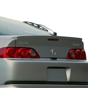 For Acura Rsx 02 06 D2s Factory Style Fiberglass Rear Lip Spoiler Unpainted