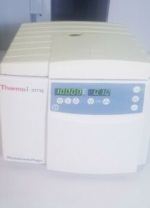 Thermo Forma 5519 Microcentrifuge Digital Centrifuge W 24 place Rotor No Lid