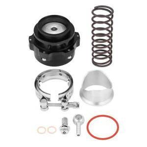 50mm 2in Car Engine Turbo Blow Off Valve Bov W Adapter Aluminum Fitting Kit