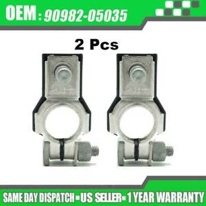 Positive Negative Battery Terminal For Toyota 90982 05035 Nissan 24340 7f000
