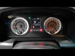 Speedometer Head instrument Cluster 2015 Ram1500 Sku 2644312