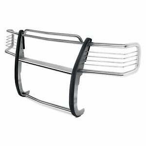 For Chevy Silverado 1500 Hd 2001 2006 Torxe 52 1001188 Polished Grille Guard