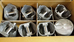 421 Pontiac Pistons Forged 040 Over 1963 1966