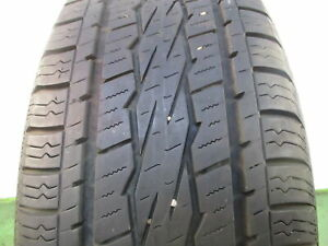 P265 65r17 General Tire Grabber Stx Owl Used 265 65 17 112 T 8 32nds