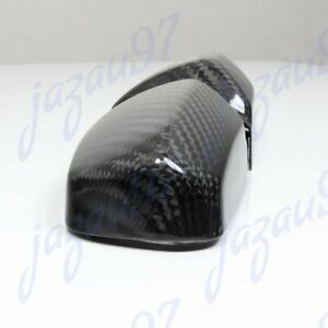 Jdm Mugen Real Carbon Fiber Mirror Cover For Accord Euro Civic Crv Fit Odyssey