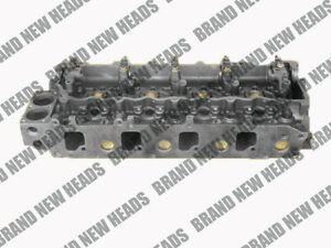 Brand New Isuzu Nqr Npr Gm Gmc 4 8 Diesel 4he1 Cylinder Head Bare No Egr