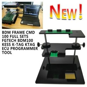 Bdm Frame With Adapter Cmd Full Sets Fgtech Bdm100 Kess Ktag Ecu Programmer Tool