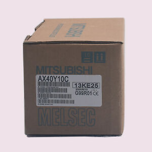 Mitsubishi Ax40y10c Plc Module Programmable Logic Controller New Westso88