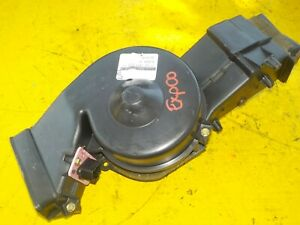 98 01 Ford Explorer Center Console Mounted Rear Ac Blower Fan Assembly Complete