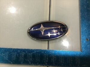 10 14 Subaru Legacy Sedan Rear Trunk Lid Ornament Emblem Oem E