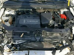 54k Miles Ran Lincoln Mkx Engine 3 7l 13 15 Motor Freeship Warranty Factory Oem