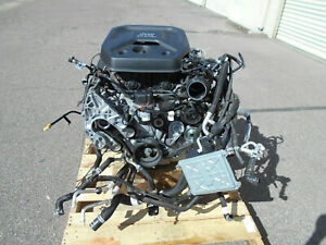 18 19 20 Jeep Jl Wrangler Unlimited Rubicon Takeout 2 0l Turbo Engine 15k 5801