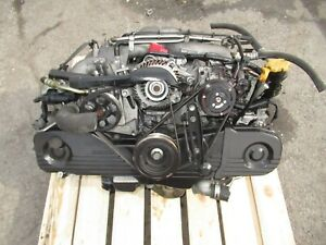 1999 2005 Subaru Impreza Forester 2 0l Engine Jdm Replacement Motor For 2 5l