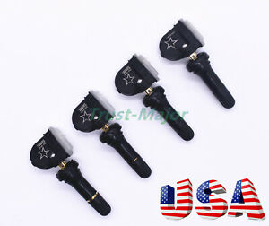 4pcs New 13598771 Gm Original Equipment Tire Pressure Sensor Tpms 13598772