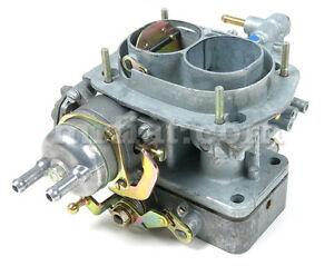 Fiat 124 Spider Weber Power Carburetor 1800 2000 34 Adf