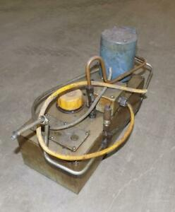 Lube Corp Automatic Lubrication System Pump Sab 50 Model it