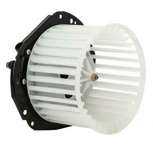 A C Heater Blower Motor With Fan For Gmc Chevy C1500 C2500 K1500 K2500 Suburban