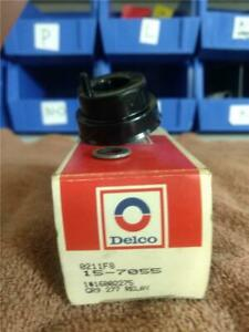 15 7055 Ac Delco Blower Relay Vintage Auto Part Used And New