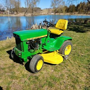 John Deere Antique Tractor For Sale