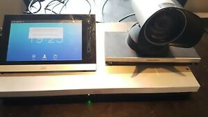 Cisco Telepresence C40 Cts c40 k9 W Camera Touchpanel Remote Video Conference