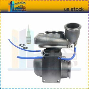 Low Pressure Turbocharger Twin Turbo Charger For Caterpillar Cat C15 Acert