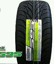 2 New Federal Ss595 195 45r16 Tires