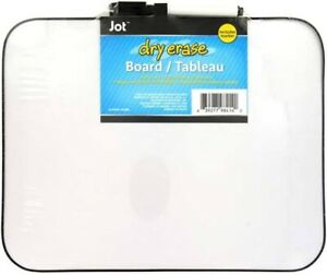Easy Home schooling Jot Magnetic Dry Erase Board 8 5 X 11 Brand New Sealed