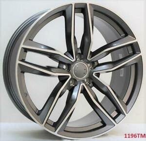 19 Wheels For Audi A6 S6 2005 Up 5x112 19x8