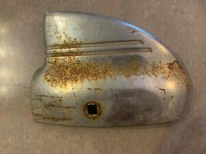 1941 Chevy Front Bumper Lh End Guard