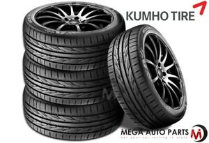 4 X Kumho Ecsta Ps31 215 45zr17 91w Xl Ultra High Performance uhp Tires