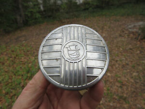 1938 Plymouth Steering Wheel Horn Button