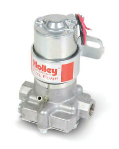 Holley 712 801 1 97 Gph Red Electric Fuel Pump