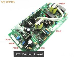 Single Tube Igbt Zx7 200 Upper Board Small Machine Repair And Replacement