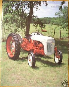 Hi-Crop N-Series Ford Tractors  Hart-Parr  Minneapolis Moline V Tractor