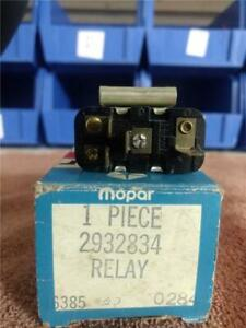 2932834 Mopar Power Window Relay 1969 74 Plymouth Dodge Chrysler Vintage Auto