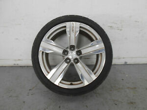 2013 12 13 14 15 Chevy Camaro Zl1 Front 20 Oem Wheel With 285 Tire 2f 0984