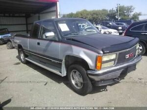 Transfer Case Manual Transmission Fits 88 94 Chevrolet 1500 Pickup 234722