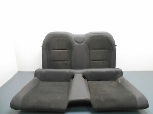 2018 17 18 19 Chevy Camaro Zl1 Rear Seat Set 7543
