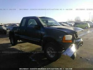 Front Axle 3 73 Ratio Rear Abs Fits 99 00 Ford F250sd Pickup 214521