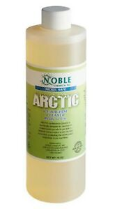 12 Pack Noble Arctic Ice Machine Cleaner Nickel Safe 16 Oz Ready To Use Cps