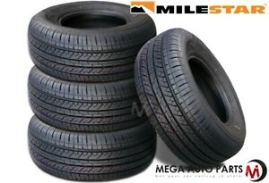4 Milestar Ms70 175 70r13 82t Sl All Season Traction Touring Performance Tires
