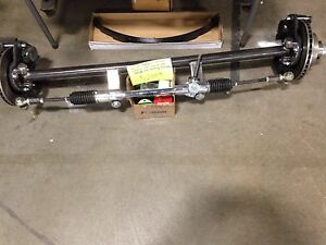 Universal Straight Axle Front End