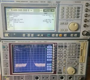 Rohde Schwarz Fsea20 Fse b4 low Phase Noise 3 5ghz Spectrum Analyzer Tested