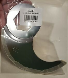 New Robot Coupe 59280 Straight Blade R8e r10e Replacement Blade