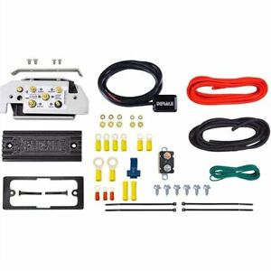 Derale 16796 Integrated Pwm Electric Fan Controller Push in Radiator Probe The